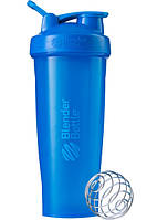 Бутылка-шейкер BlenderBottle Classic Loop 940ML  Cyan