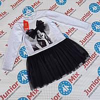Детское платье для девочек оптом MARINEX  ПОЛЬША, фото 1