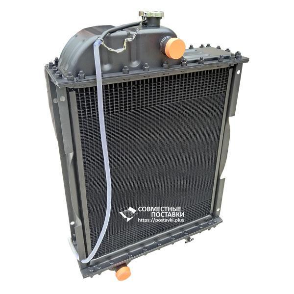 Радиатор МТЗ-80, Д-240, Д-243 5-тирядный (медный) 70У.1301.010М5 Радіатор мідний 5 рядів