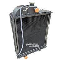 Радиатор МТЗ-80, Д-240, Д-243 5-тирядный (медный) 70У.1301.010М5 Радіатор мідний 5 рядів, фото 1
