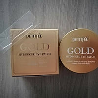 Petitfee Патчи с золотим гидрогелем 60шт