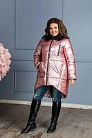 Куртка женская / плащевка, синтепон 250 / Украина 47-5147, фото 1