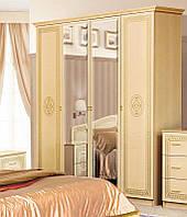 Шкаф 4Д Флоренция (Світ меблів)