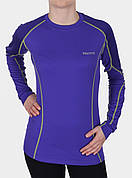 Термокофта Marmot Wm's ThermalClime Pro LS Crew midnight purple L (12780.2720)