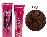 Соколор Бьюти, стойкая крем-краска для волос, оттенок 8MA, 90 мл