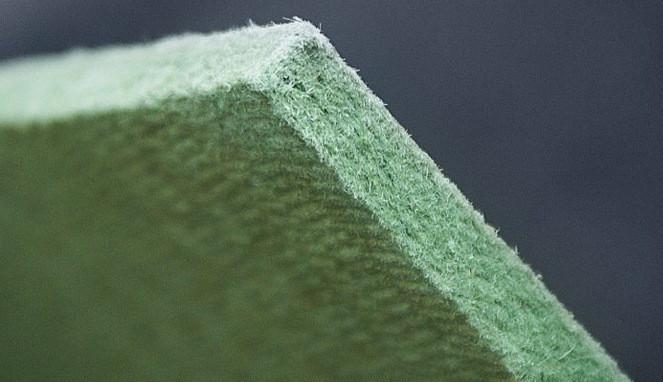 Теплоизоляционная плита/подложка Тихий ход 25 мм, Изоплат, Эстония