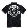 Футболка поло Dobermans Death Rider Colt TSP141BK