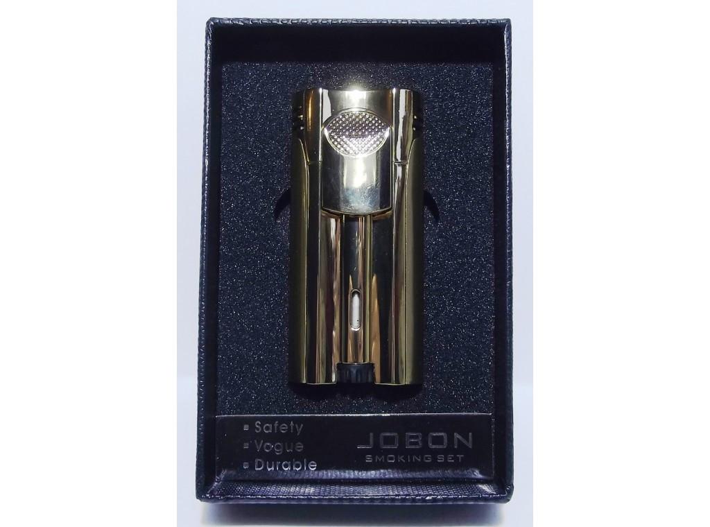 Подарочная зажигалка JOBON Пламя: острое