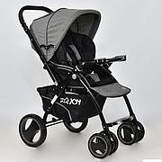 Коляска детская JOY Т 100 Серый (GBK-006)
