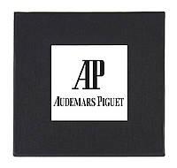 Черная подарочная картонная коробка Audemars Piguet для наручных часов