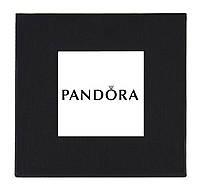 Черная подарочная коробочка Pandora для наручных часов и браслетов