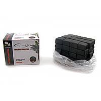 Уголь для кальяна кокосовый 60 шт 10,5х8х8см 0,5 кг  (32283)