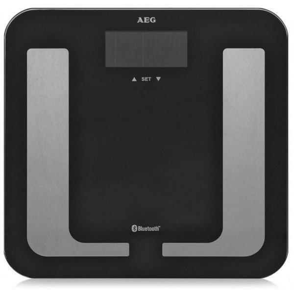 Весы диагностические AEG PW 5653 BT черные