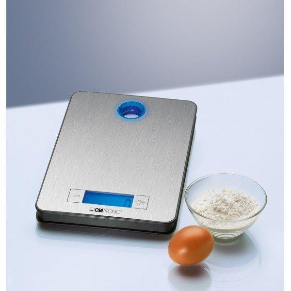 Кухонные весы Clatronic KW 3412 электронные  Германия