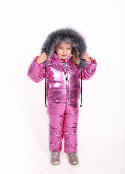 Комбинезон детский зимний Зимний костюм для девочки Зимний комбинезон для  девочки Новинка Зима 2019 - optdropukraina 0f7608f79ee