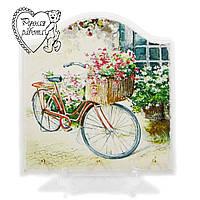 Ключниця Прованс велосипед, маленька маленька 18* 17 см