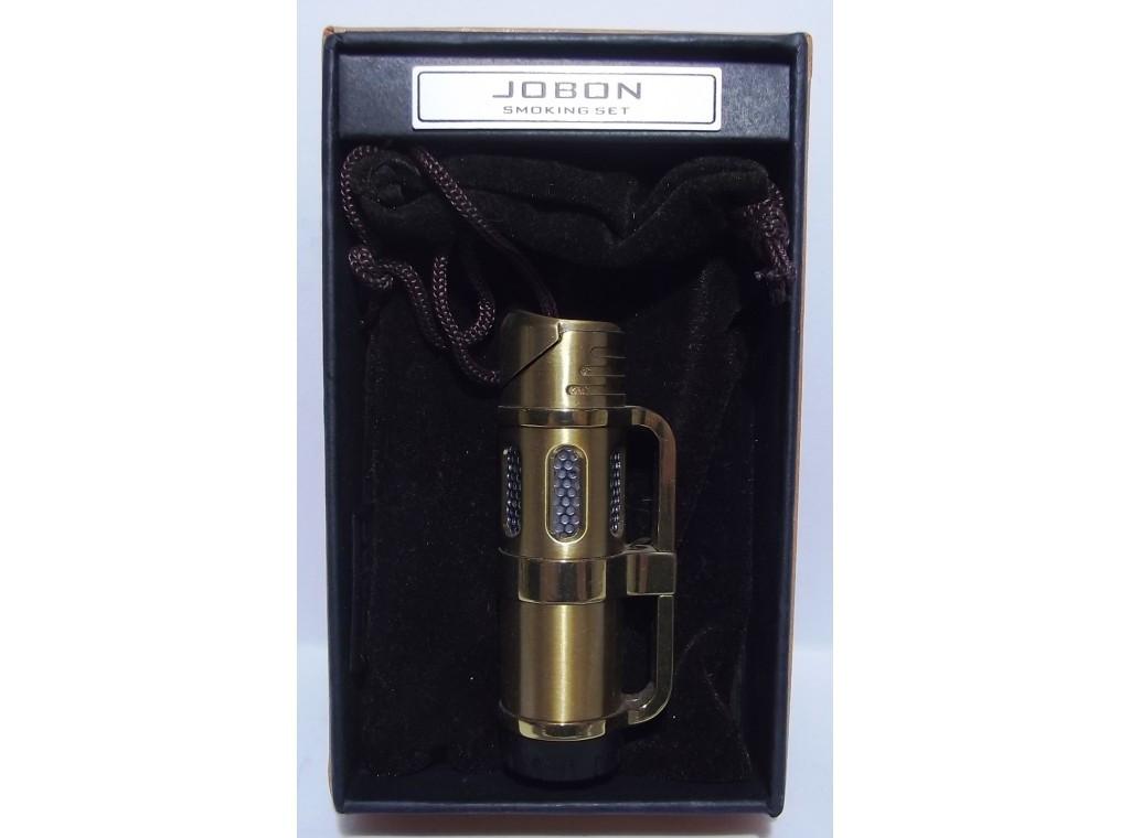 Подарочная зажигалка JOBON. Пламя: острое