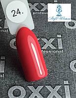 Гель лак OXXI Professional №24 окси, фото 1