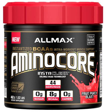 AllMax AminoCore BCAA 462g