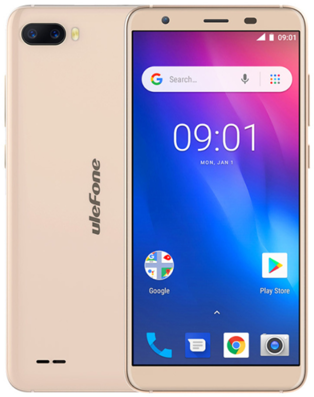 UleFone S1 1/8 Gb gold