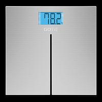 Весы напольные GOTIE GWP-100