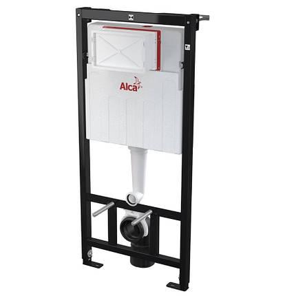 Скрытая система инсталляции, 1120x150x520 Alca Plast, фото 2