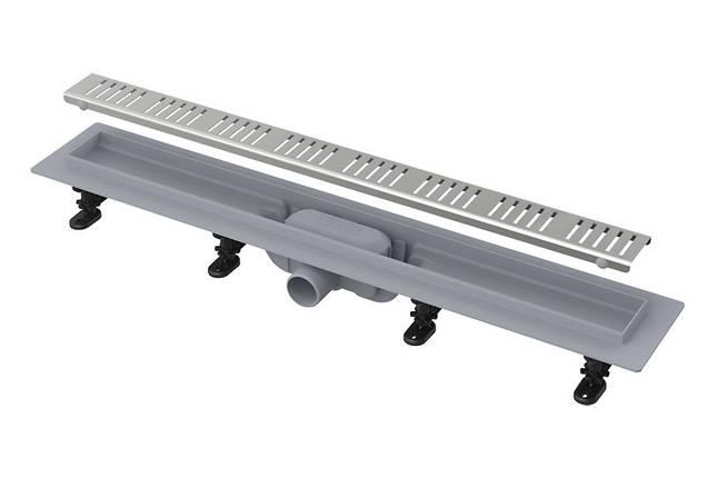 Душевой канал  APZ10- 950 Alca Plast с решеткой из нержавеющей стали, фото 2