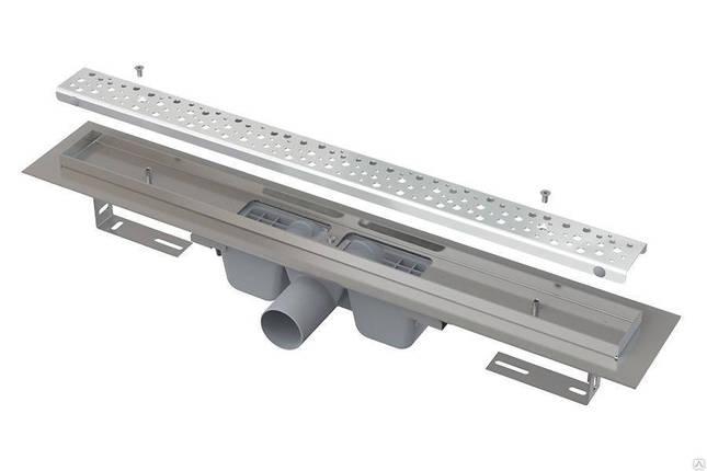 Душевой канал APZ11- 850 с решеткой Антивандал в комплекте Alca Plast, фото 2