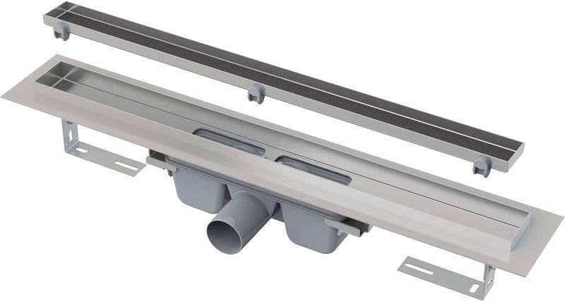 Душевой канал APZ1107-Floor Low- 750 с решеткой Alca Plast, фото 2