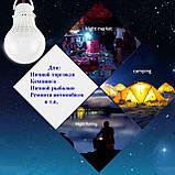 Светодиодная лампа 12 Вольт 5 Вт с «крокодилами», фото 4