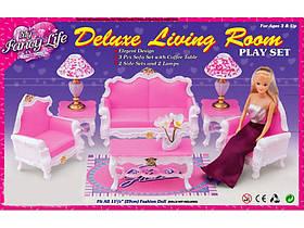 Мебель для кукол Gloria 2317