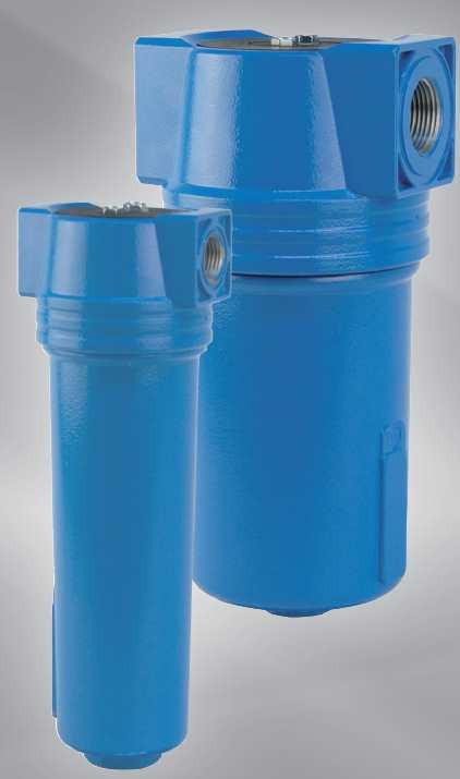 Фильтр сжатого природного газа CNG 40