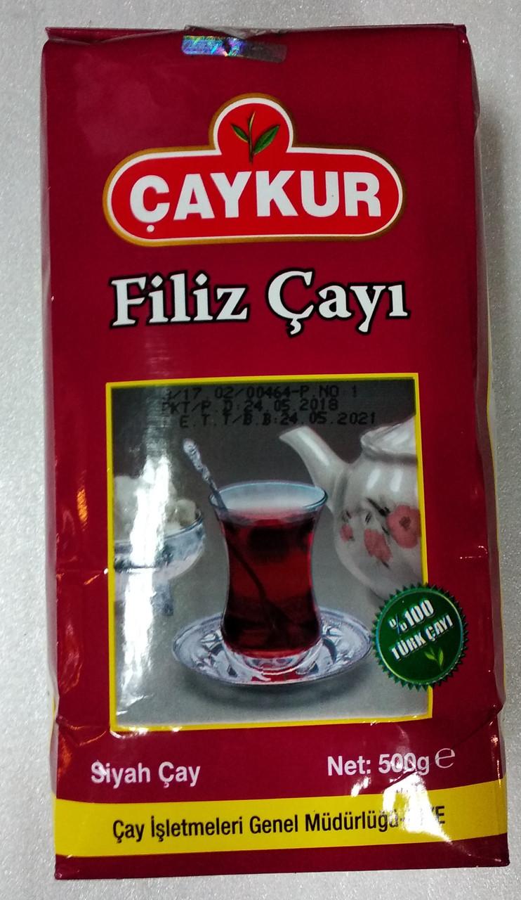 Турецкий черный чай Filiz 500 г