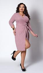 """Платье """"Мери""""  в большом размере"""