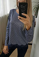 Женская стильная блузка  СО1571, фото 1