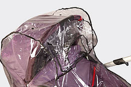 Дождевик на коляску (без молнии)