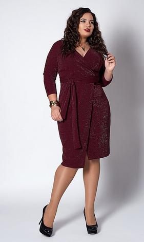"""Платье """"Мери""""  в большом размере , фото 2"""