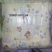 Защита для детской кроватки Винни Пух, фото 1