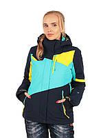 Гірськолижна зимова жіноча куртка High Experience Розміри S - 2XL, фото 1