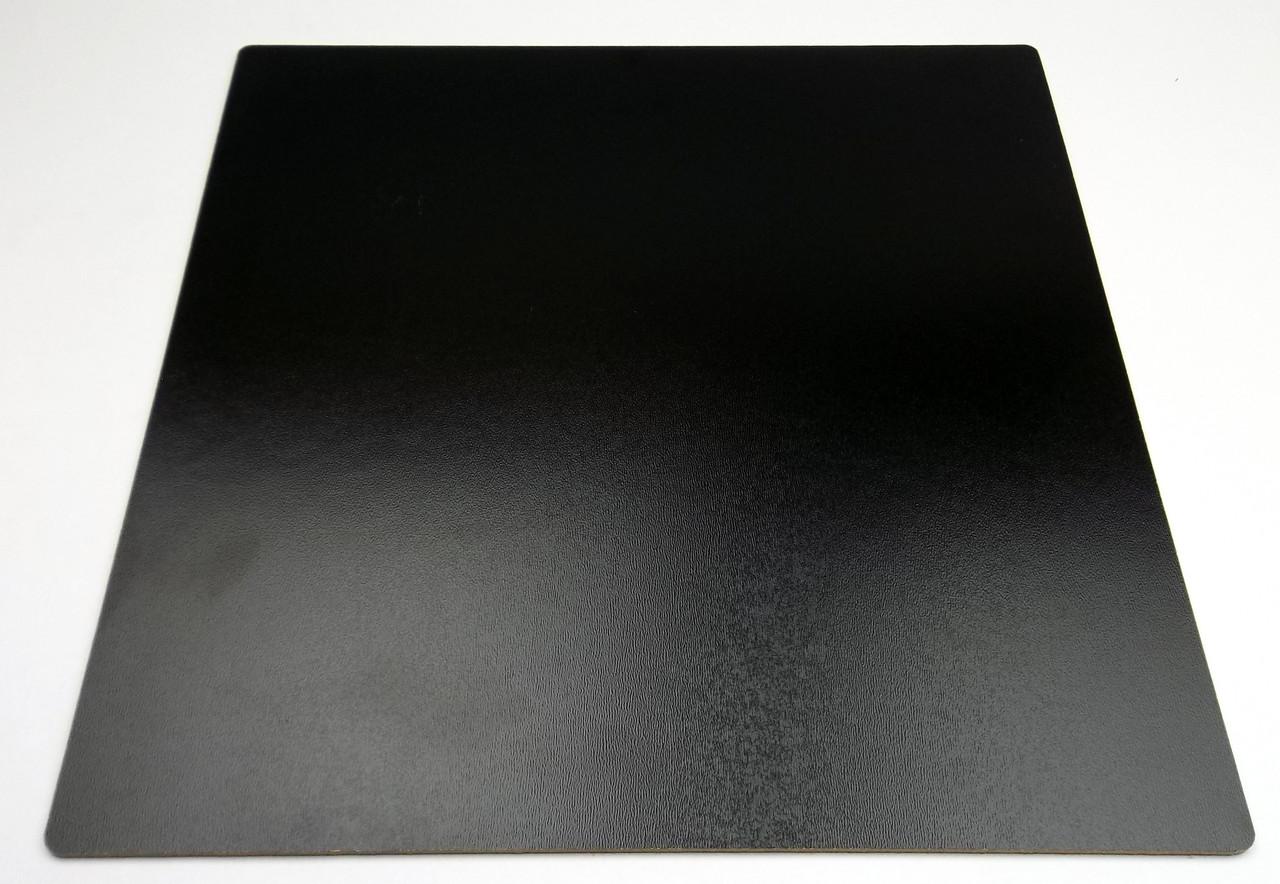 Подложка для торта 45*45 см усиленная черная