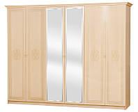 Шкаф 6Д Флоренция  (Світ меблів)