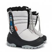 Дитяче зимове взуття для хлопчиків і дівчаток: чобітки-дутики Demar