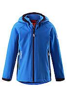 Куртка SoftShell Reima Hatch 146 см 11 лет (531263-6530)