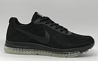 Мужские кроссовки Nike Air Max черные в категории беговые кроссовки ... bae8fa242bd