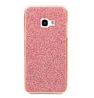 Чехол New case Twins для Samsung Galaxy A3 (2017) SM-A320 Pink