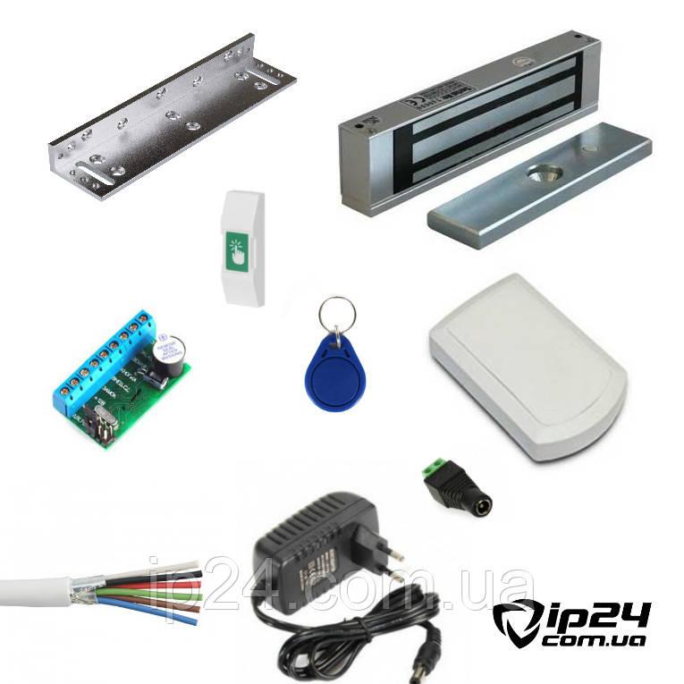 Бюджетный комплект системы контроля доступа СКД-01