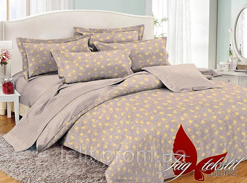 Полуторный комплект постельного белья с компаньоном PC050