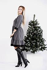 Платье женское повседневное большие размеры: 42-74, фото 2