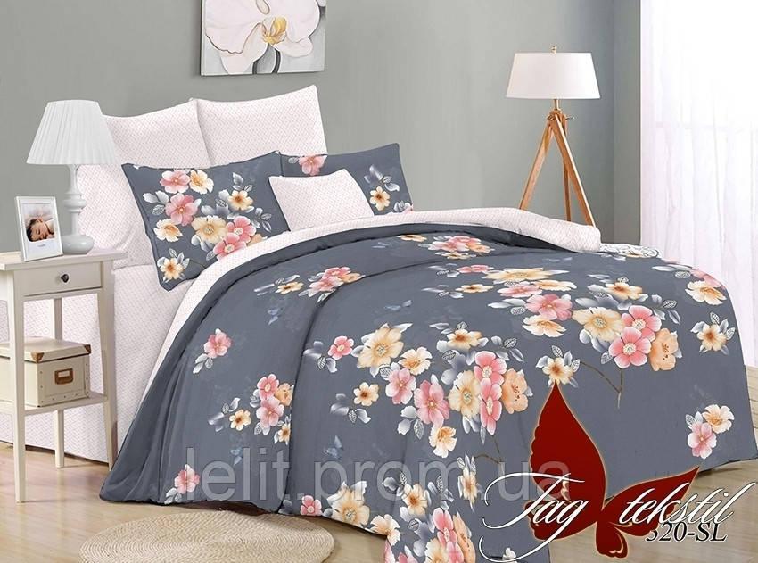 Семейный комплект постельного белья с компаньоном SL320
