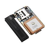 ZX302 Mini Авто Модуль IOT GPS GSM Локатор навигационного трекера Real Мониторинг голоса по времени 1TopShop